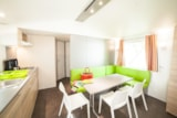 Rental - LE LODGE (4 Adults + 3 Kids) TV + AIR CO / Animals are not admitted - AIROTEL CAMPING BON PORT