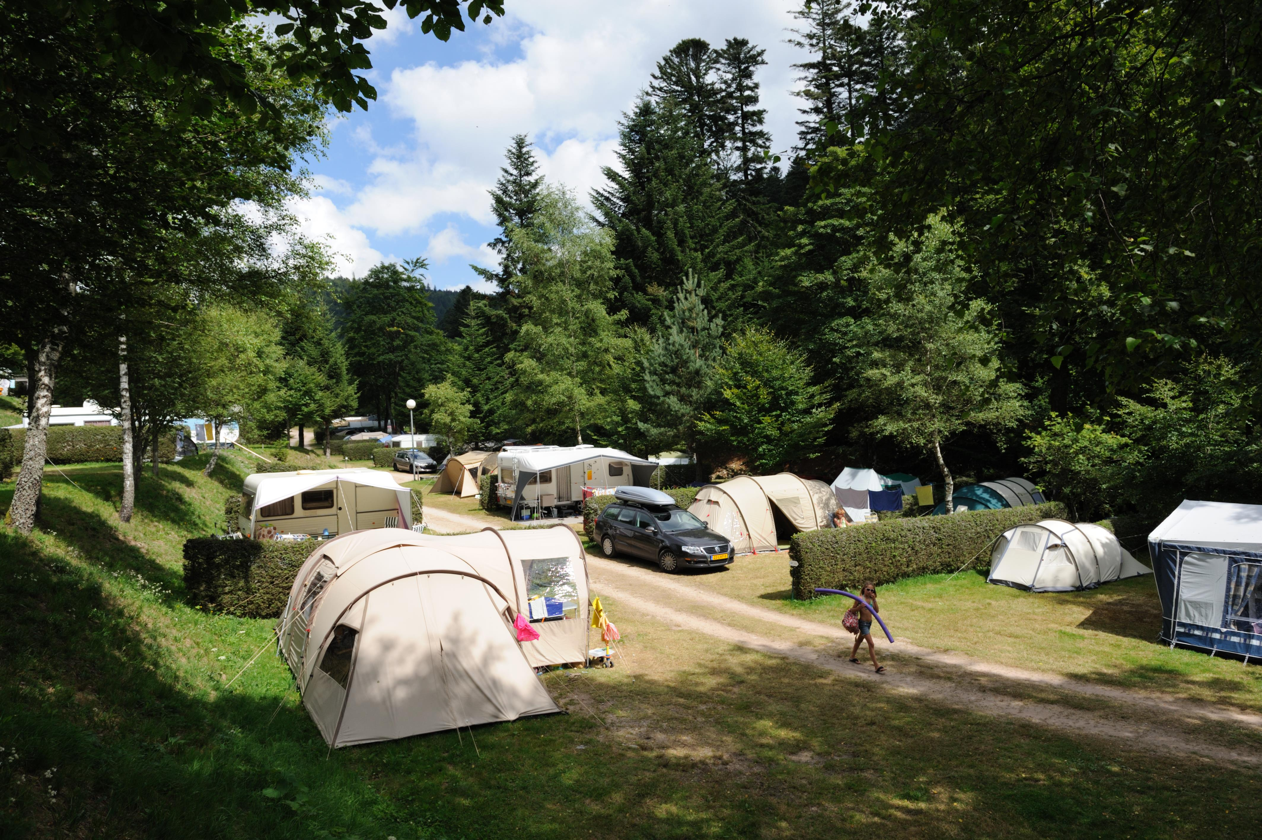 Establishment Camping de Belle Hutte - La Bresse