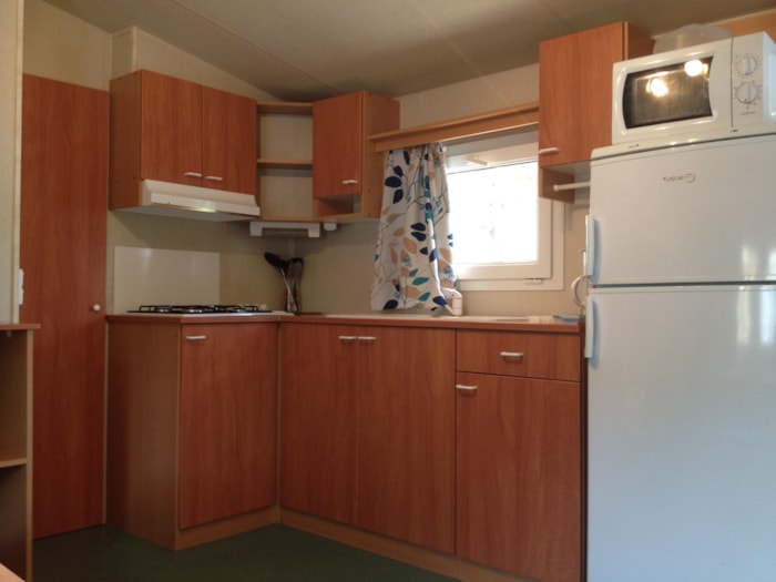 Mobil Home 26M²- 2 Chambres