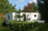 Huuraccommodaties - Cottage 25m² Willerby 2 slaapkamers - Camping les Hauts de Port Blanc