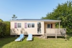 Rental - COTTAGE SUPERIEUR PLUS - 2 BEDROOMS - 1 SHOWER-ROOM - Camping Séquoia Parc