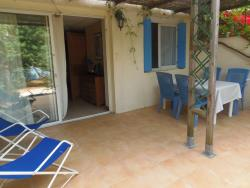 Apartment 5 peoples 35 m² - 2 bedrooms - terrace 25 m²