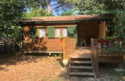 Chalet 25 m² - air-conditioned - 1 bedrooms - terrace 15 m²