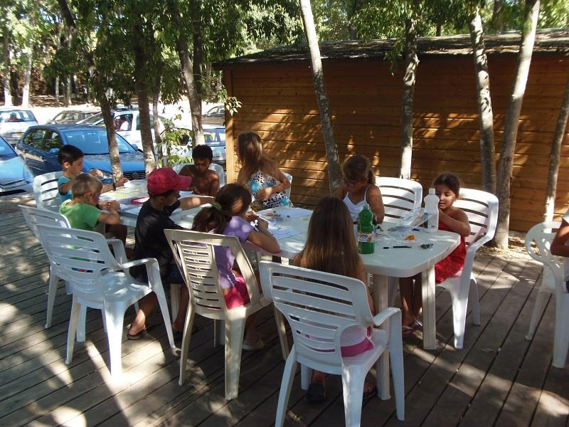 Camping Les Micocouliers