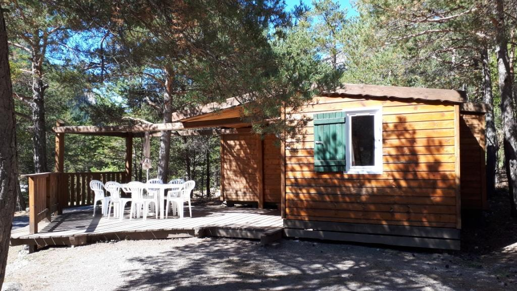 Location - Chalet - Camping Rioclar