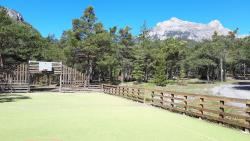 Sport activities Camping Rioclar - Méolans-Revel