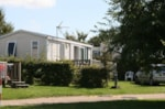 Alojamientos - Mobilhome 2 chambres - 26,10 m2 - Camping Airotel L'Aiguille Creuse