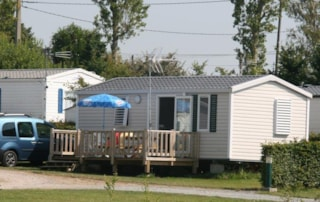 Mobile Home 2 Bedrooms - 26,10 M2 (Week From Wednesday To Wednesday And Short Stays In July & August))