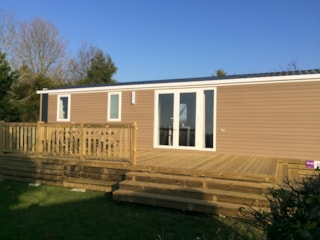 Mobile Home 4 Bedrooms - 38.40M²