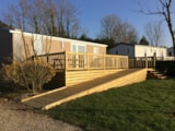 Rental - Mobilhome 2 Bedrooms Life Accessible Person With Reduced Mobility - 30.50M² - Camping Airotel L'Aiguille Creuse