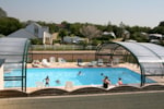 Mare, piscina Camping Airotel L'Aiguille Creuse - Les Loges