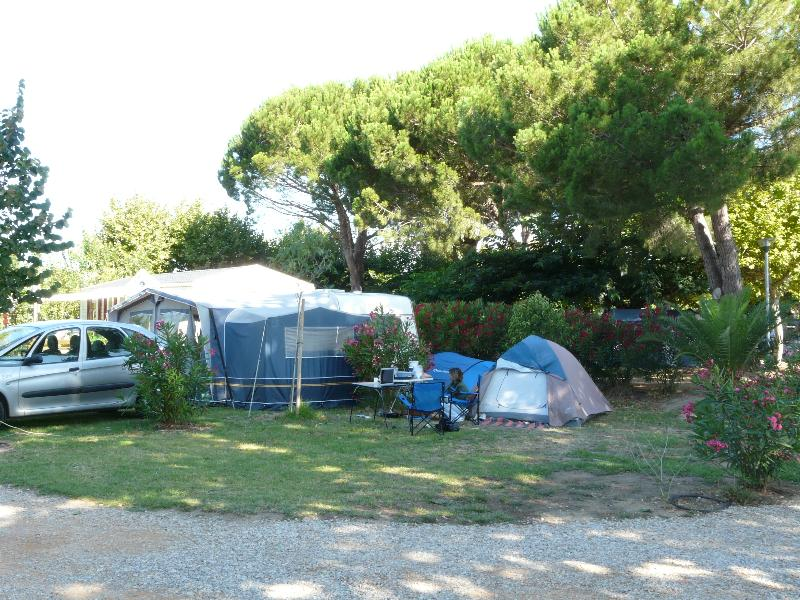 Emplacement - Emplacement - Camping Cap Sud