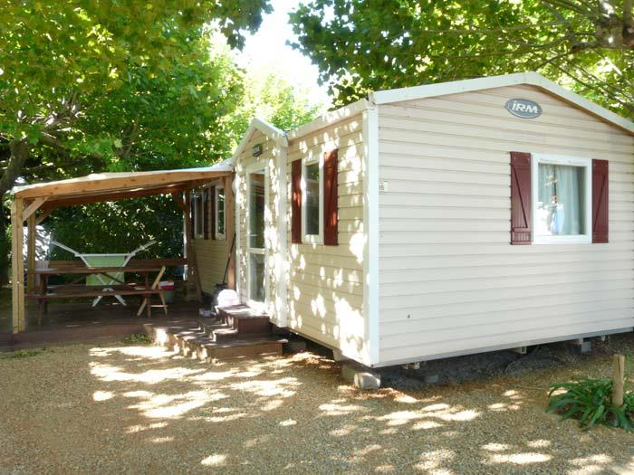 Locatifs - Mobilhome 3 Chambres (Année 2005/2011) - Camping Cap Sud