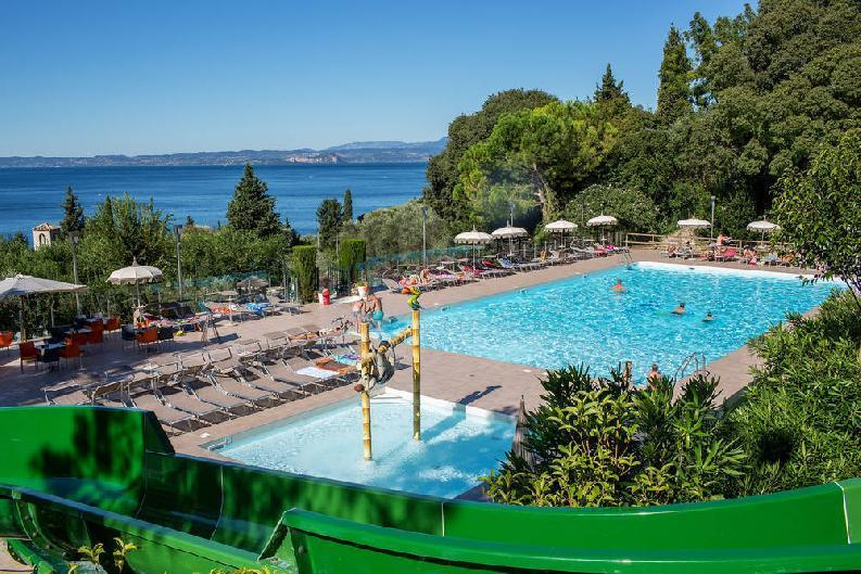 Establishment La Rocca Camping - Bardolino - Lago di Garda