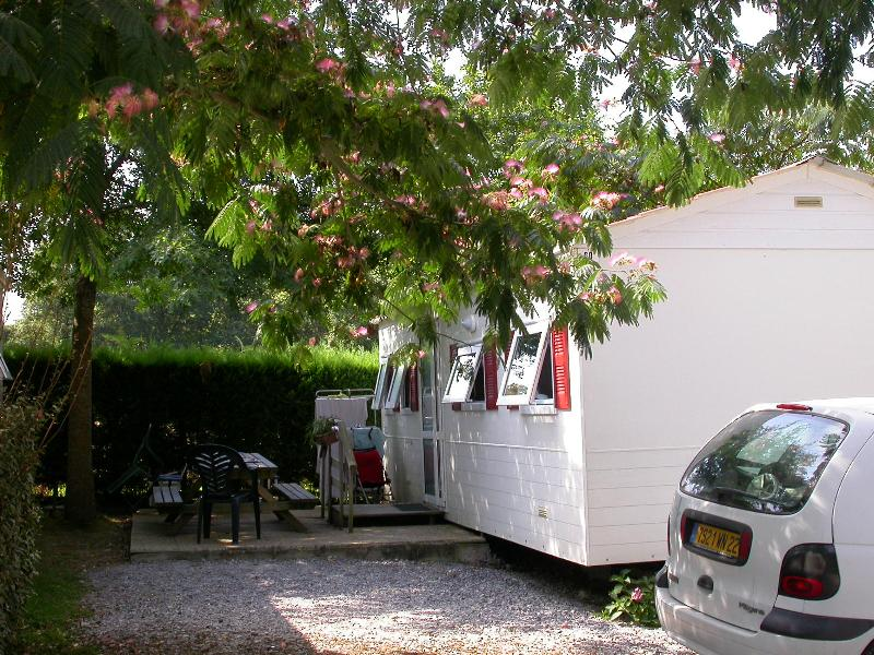 Mobil-Home MANSION - 2 chambres