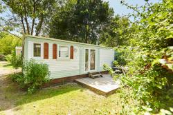 Mobile-Home Eco Flat Roof 27M² (2 Bedrooms) +12Ans
