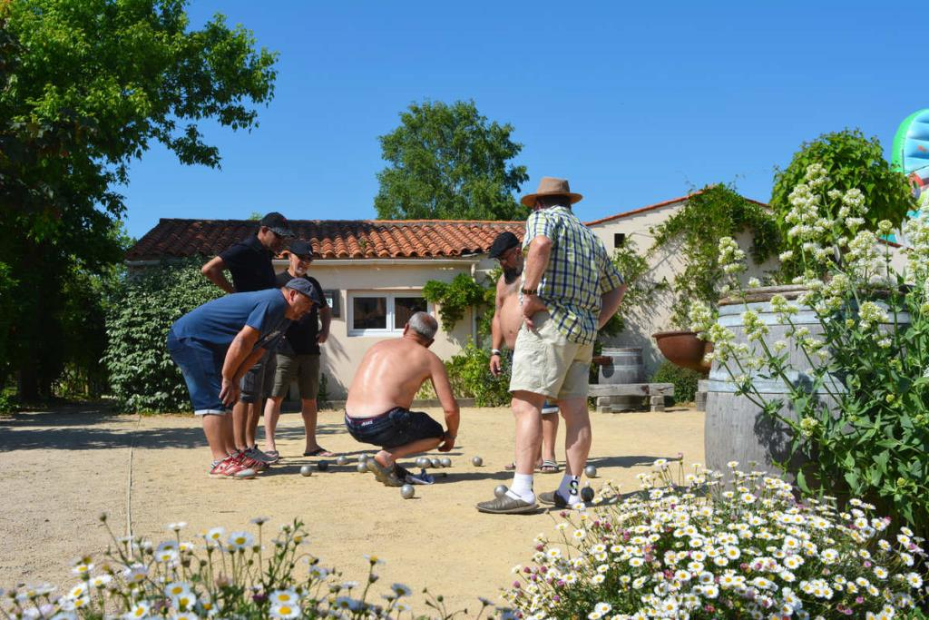 Flower Camping Club La Grand' Métairie****