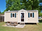 Rental - Mobile home CONFORT - Camping les PEUPLIERS