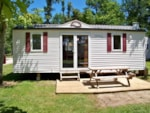 Rental - Mobile home COTTAGE - Camping les PEUPLIERS