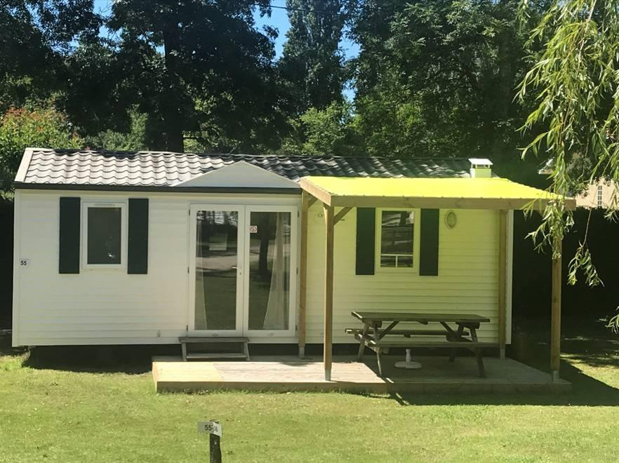 Mobilhome COTTAGE (4 adultes maxi)