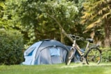 Pitch - Pitch Trekking Package by foot or by bike - Camping les PEUPLIERS