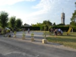 Entertainment organised Camping les PEUPLIERS - Vendays Montalivet