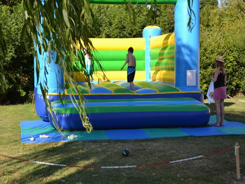 Sport activities Camping les PEUPLIERS - Vendays Montalivet