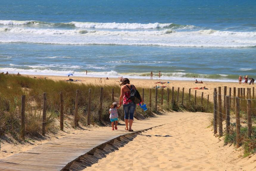 Beaches Camping les PEUPLIERS - Vendays Montalivet