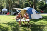 Pitch - Trekking Package - Camping L'Apamée