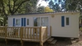 Rental - Cottage 3 room - Camping L'Apamée