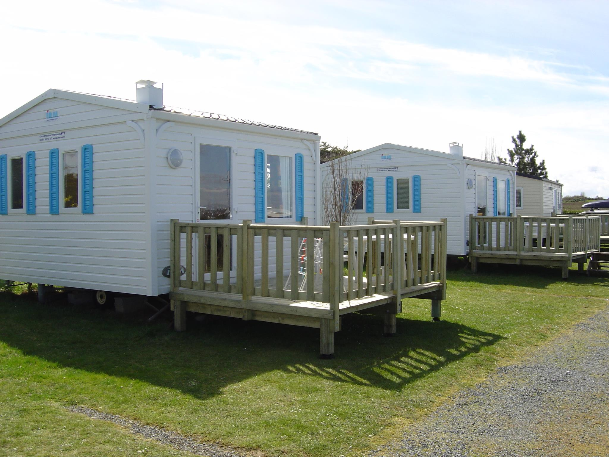 Location - Mobil-Home Astria 18M² - Camping Bellevue Mer