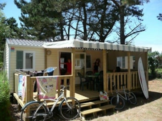 Mobile home NIRVANA 3 bedrooms  33m² 2003