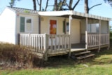 Rental - Mobile home NIRVANA 3 bedrooms  33m² 2003 - Camping Kerlaz