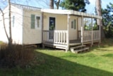 Rental - Mobile home IBIZA 2 bedrooms 27m² 2003 - Camping Kerlaz