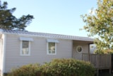 Rental - Mobile home O'HARA 734 2 bedrooms 23m² 2015 - Camping Kerlaz