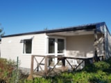 Rental - Mobile home O'HARA 784 2 bedrooms 26m²  2007 - Camping Kerlaz