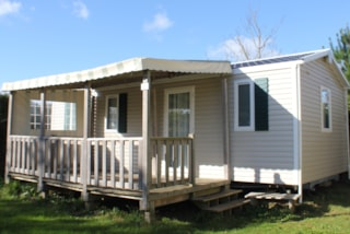 Mobile home BERMUDES 3 bedrooms 31m² 2015