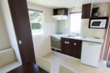 Rental - Mobile Home Confort 20M² O'hara 534 (1 Bedroom) - Flower Camping Les Nobis d'Anjou