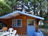 Rental - Wooden Chalet (Without Bathroom) - Camping Fontisson