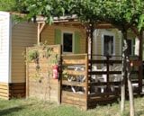 Rental - Mobile home Provence - Camping Fontisson