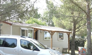 Mobile home 3 bedrooms Grand Confort air-conditionned