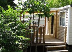 Accommodation - Mobile Home Lavande Confort 1 Bedroom - Camping Fontisson
