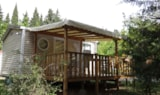 Rental - Mobile home Lavande 1 bedroom - Camping Fontisson