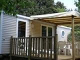Rental - Mobile Home Riviera Grand Confort air-conditionned - Camping Fontisson