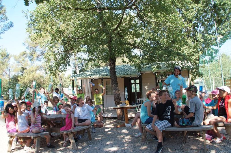 Leisure Activities Camping **** Domaine de la Sainte Baume - Nans les Pins