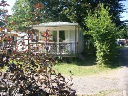 Location - Mobilhome  774T - Camping La Chapelle Saint Claude
