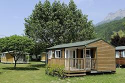 Location - Mobilhome Louisiane - Camping La Chapelle Saint Claude