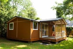 Location - Mobil Home Samoa - Camping La Chapelle Saint Claude