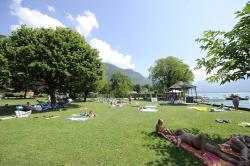 Beaches Camping La Chapelle Saint Claude - Talloires