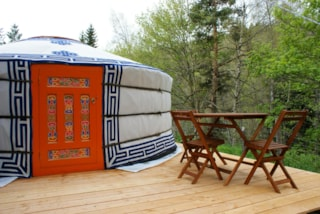 Traditional Mongolian Yurt 27M ²